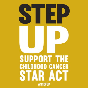 Images like this one, available on the #StepUp website, are encouraged to be shared on social media to spread awareness about the STAR Act.